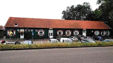 Cultureel Café Bacchus